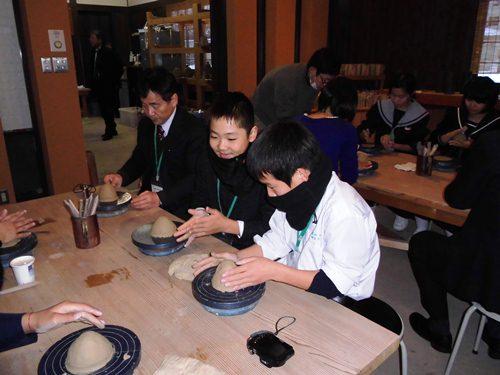 ⑥陶芸体験