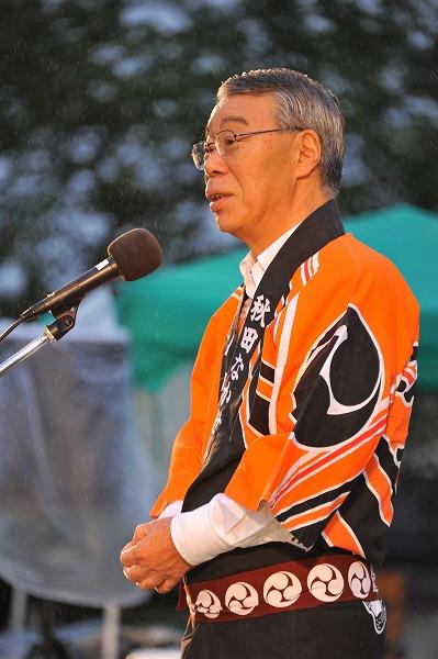 栗林市長あいさつ