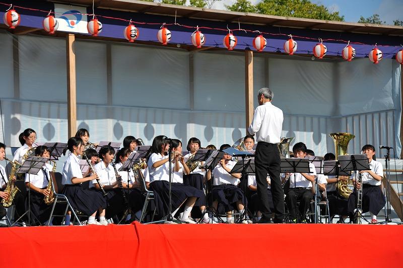 中仙中学校吹奏楽①