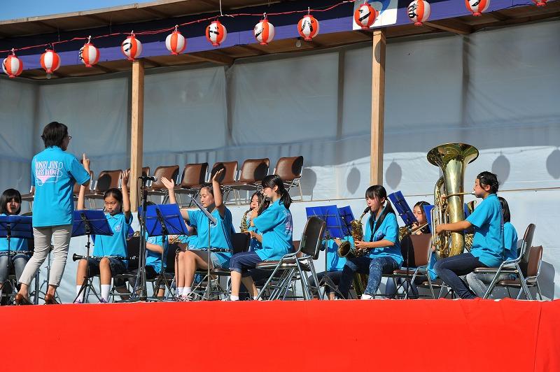 豊成中学校吹奏楽①
