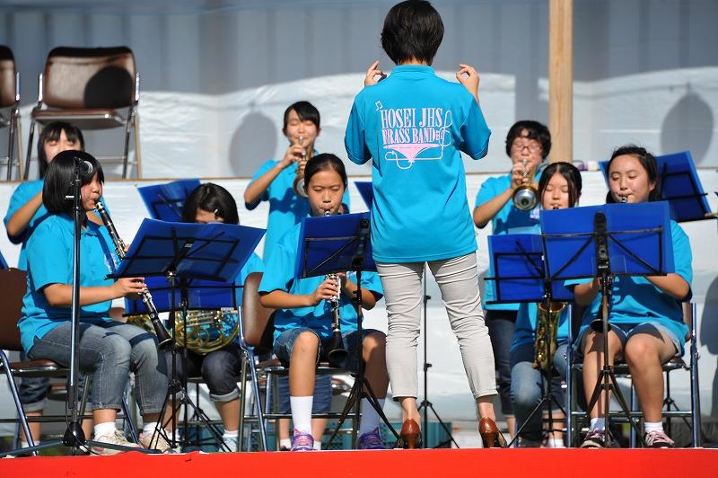 豊成中学校吹奏楽②